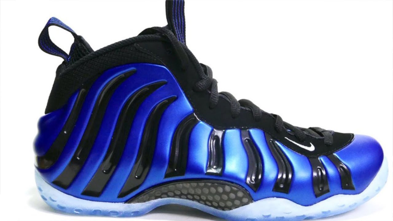 Cheap Foamposite One Sharpie
