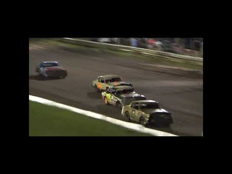 Hobby Stock Amain @ Hamilton County Speedway 08/25/18