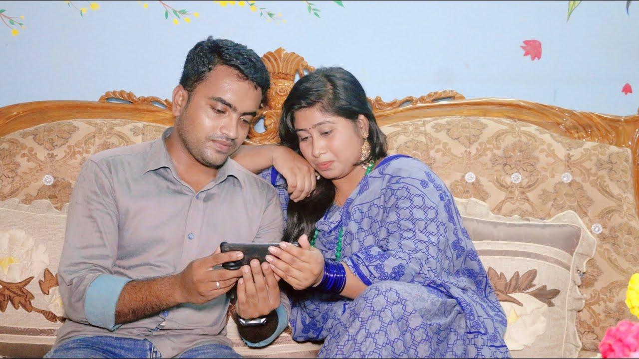 Download ভাবীর মোবাইলে 'X' ভিডিও দিয়ে ধরা খেলো দেবর || New Shortfilm || ARM MEDIA
