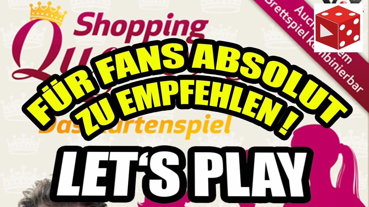 shopping queen kartenspiel