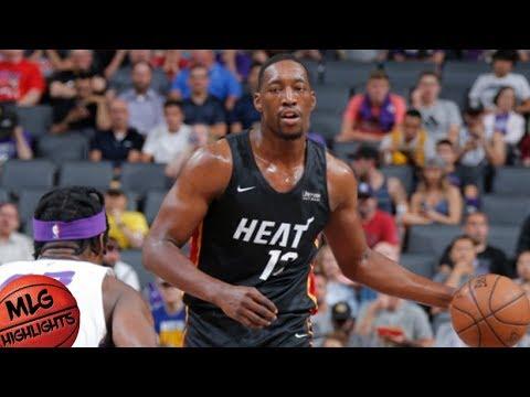 Miami Heat vs Sacramento Kings Full Game Highlights / July 5 / 2018 NBA Summer League