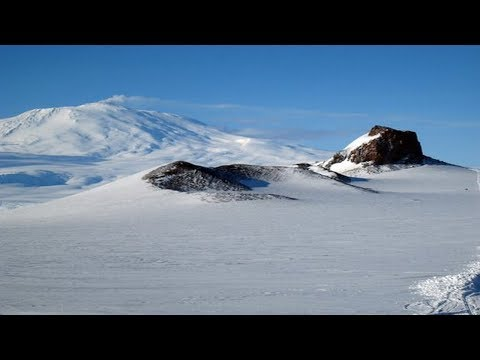 Scientists discover the volcanic region: Earth's largest beneath the Antarctic ice sheet.