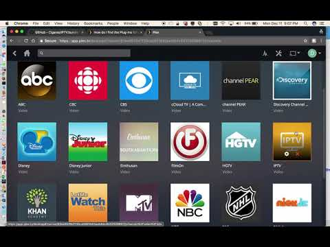 How to setup Plex for IPTV with subscribed IPTV