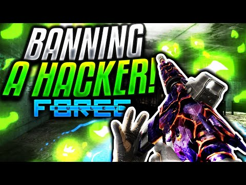 Bullet Force - Banning a Hacker!