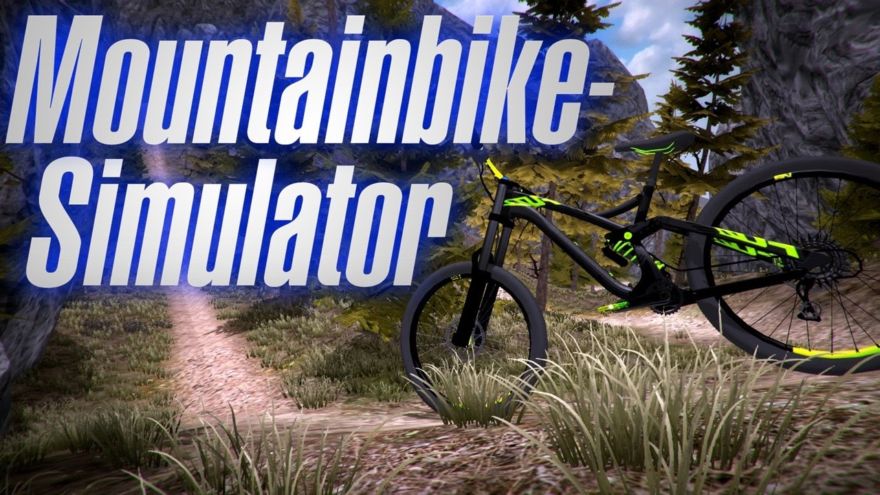 Mountainbike Simulator