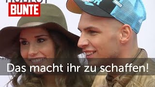 """Pietro Lombardi -  """"Es macht ihr zu schaffen!""""   - BUNTE TV"""