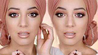 Peach & Copper Smokey Eyes | Smokey Eyes Cuivré et péche Tutoriel Maquillage