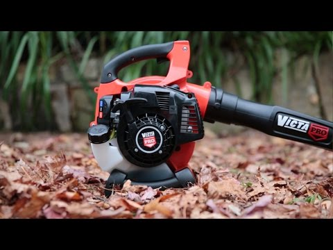 How to use a leaf-blower & still get along with your neighbours