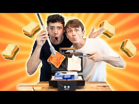 Wir PIMPEN eure Sandwich-Kombinationen! 🥪