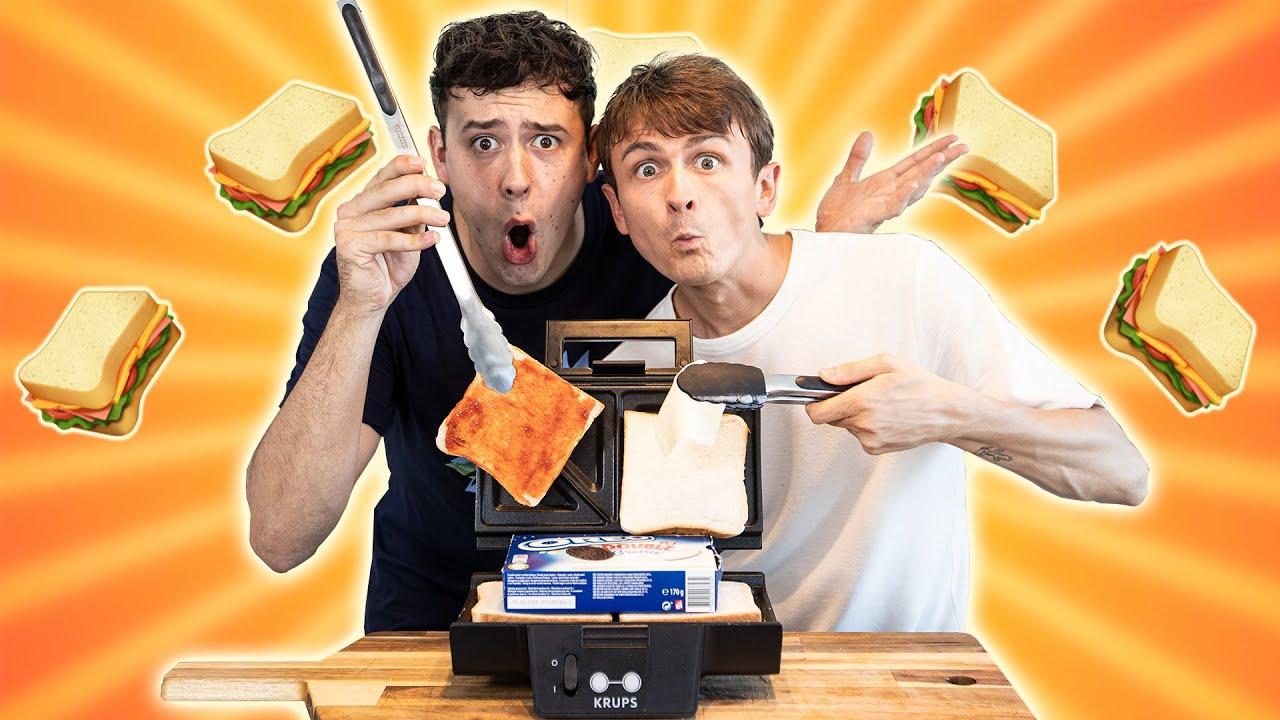 Wir PIMPEN eure Sandwich-Kombinationen! ????