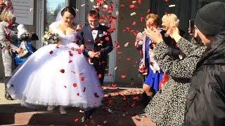 Как это было... На свадьбе Сергея и Светланы