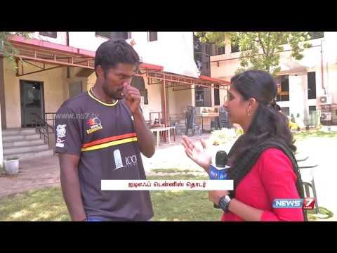 ITF Tennis : TN native Vijay Sundar Prasad's interview to News7 Tamil