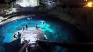 My Cave Diving Experience at Devil