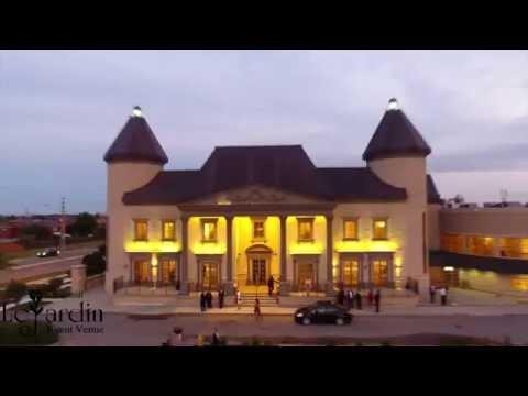 Chateau Le Jardin Event Venue 4K