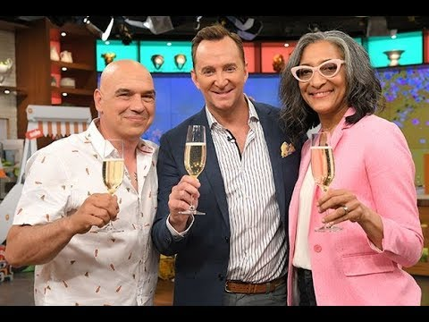 'The Chew' Hosts Say Emotional Goodbye in Finale 'This Has Been a Joy Every Day'