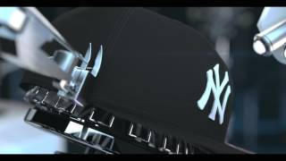 LIDS MLB Edition: Embrodigraph Commercial