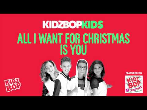 KIDZ BOP Kids - All I Want For Christmas Is You (Christmas Wish List)