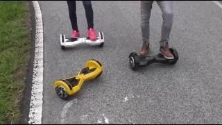 """Hoverboard Comfort 8.0"""" - Dojezd dle váhy"""