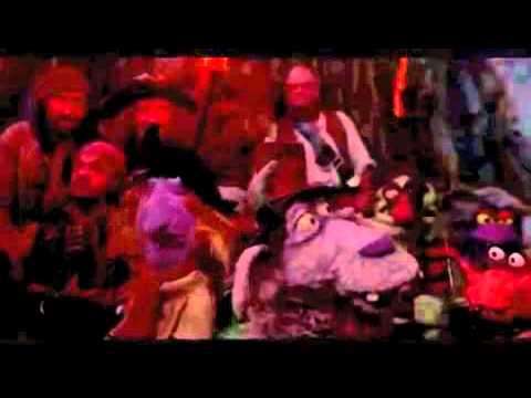 Muppets Treasure Island Black Spot