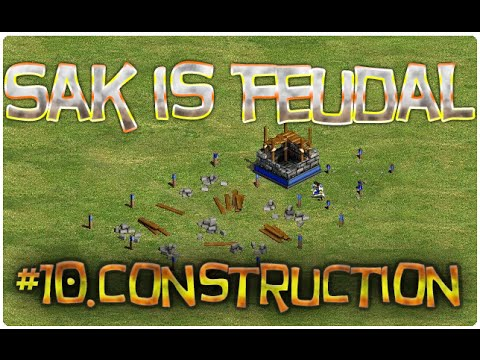 Life is Feudal - Sak is Feudal - 10# Construction