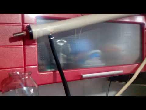 Видео Гибкая труба из нержавеющей с