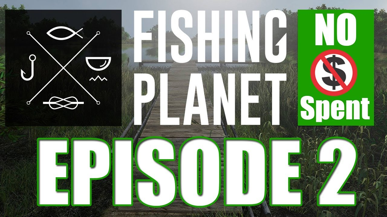 Fishing Planet - No Money Spent Guide - EP. 2 Rocky lake