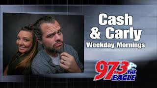 97.3 The Eagle • Number One For New Country - :15