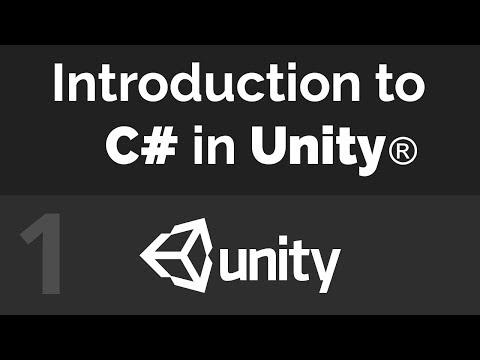 Unity C# Beginner Tutorial - The User Interface (Part 01)