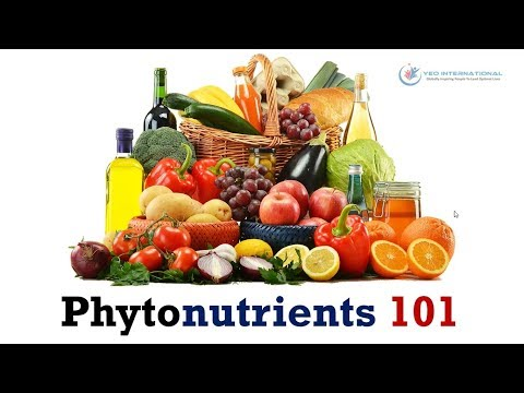 Phytonutrients 101 Intro, Health Benefits & Food Sources