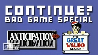 The Great Waldo Search & Anticipation (NES) Bad Game Special! - Continue? thumbnail