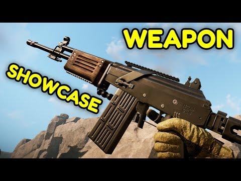 WARFACE - Weapon Showcase - Animations & Sounds