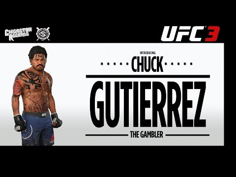INTRODUCING CHUCK GUTIERREZ IN UFC