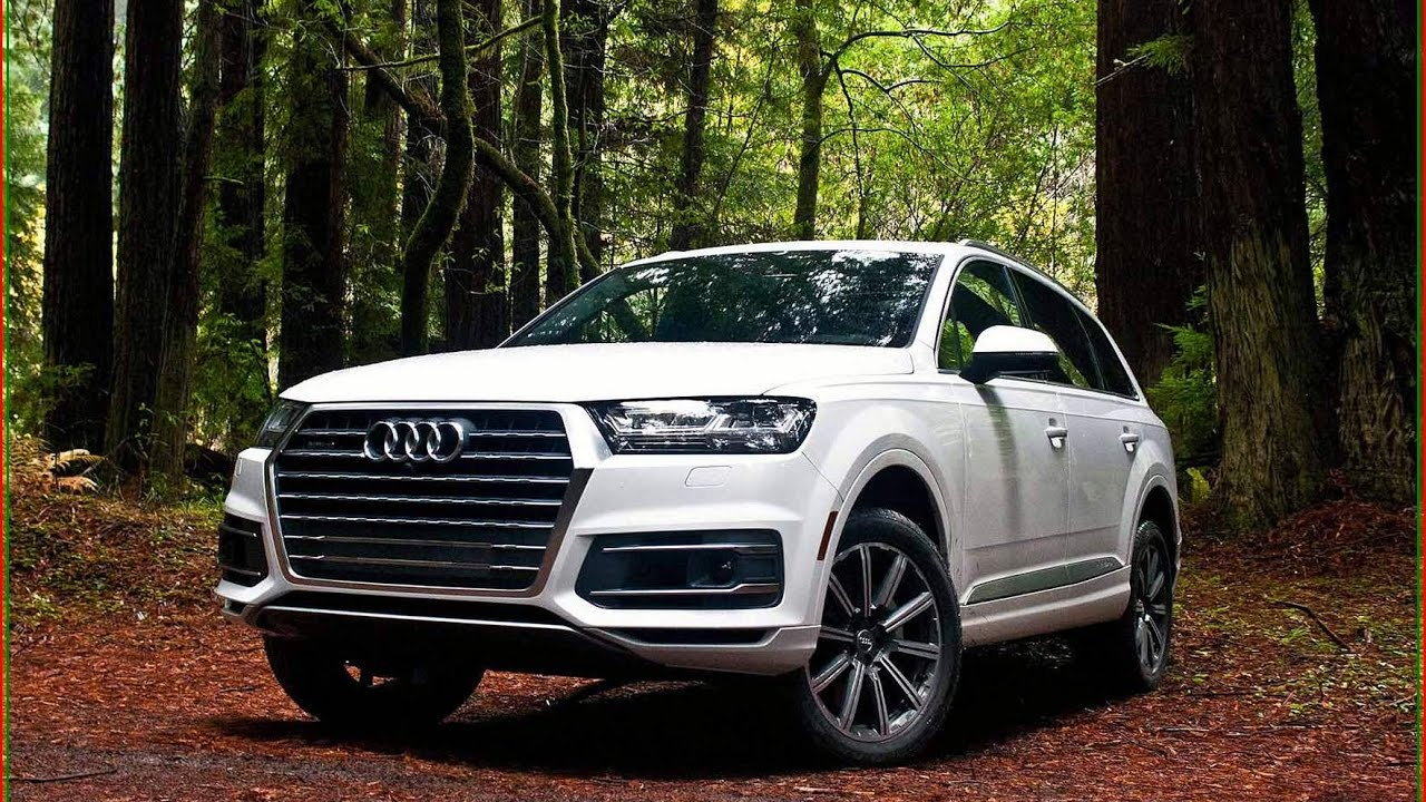 Audi Q7 2017 New Reviews Specs And Price
