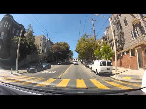 Ride Along: The Steep Streets of San Francisco