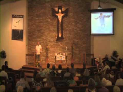 Pastor Mike Zurek's Installation Service