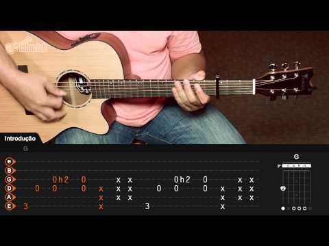 Cê Que Sabe - Cristiano Araújo (aula de violão completa)