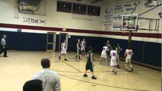 Austine School MEN'S JV Basketball team Coach CLAIMS he called for a time out.