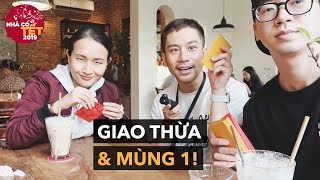 GIAO THỪA & MÙNG MỘT TẾT! | Nhà có tết 2019 | Giang Ơi
