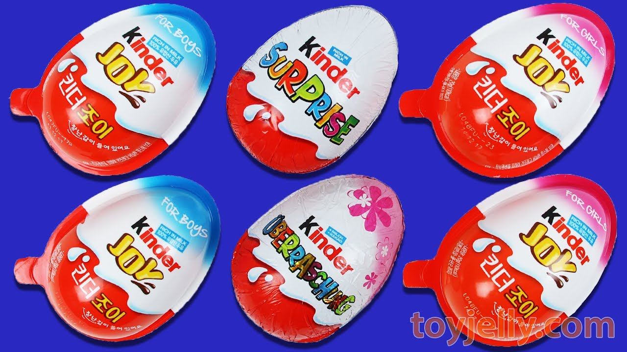 kinder joy super surprise eggs learn colors kids baby finger family song baby doll slime bath time - Kinder Kid Competition
