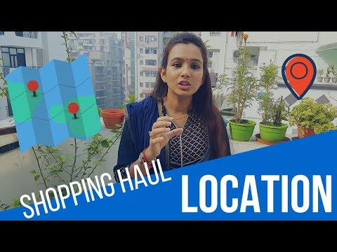DELHI BEST MARKET For Shopping | Exact Location Of Shopping Haul & Timing