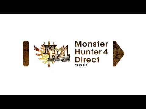 Monster Hunter 4 will include Mario, Luigi and Zelda items