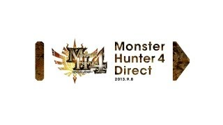 モンスターハンター4 Direct 2013.9.8 プレゼンテーション映像 thumbnail