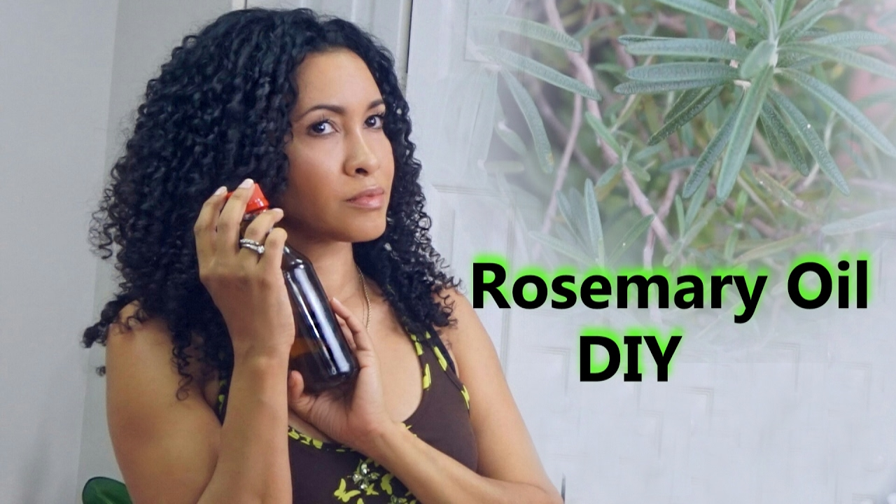 How To Make Rosemary Oil At Home Diy Hair Growth