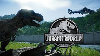 Jurassic World Evolution - Niebezpieczne Zoo #7