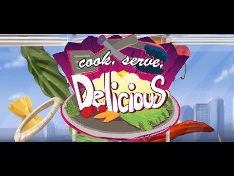 game spotlight: Cook, Serve, Delicious  