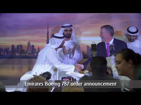 Highlights | Dubai Airshow 2017 | Emirates