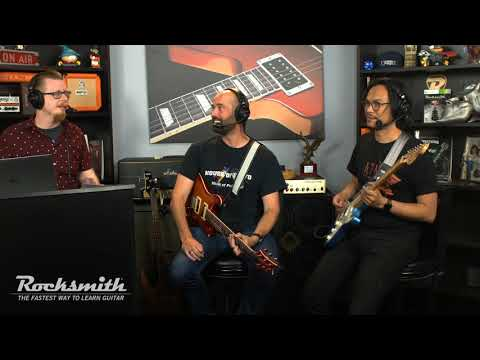 Rocksmith Remastered - Easy Exercises, Vol. 2 - Live from Ubisoft Studio SF