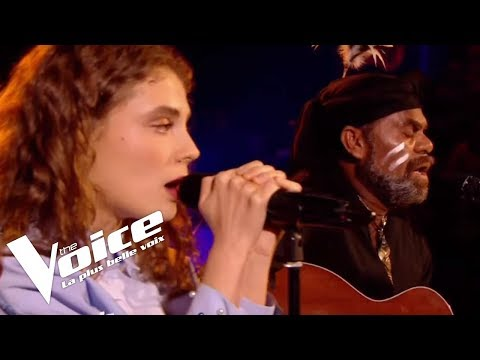 Sting - Fragile | Maëlle vs Gulaan | The Voice France 2018 | Duels