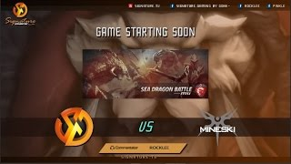 Signature.TrusT Vs Mineski BO3 - SEA Dragon Battle - Caster : RoCkLEE-
