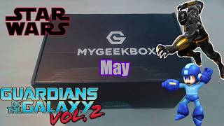 May | My Geek Box